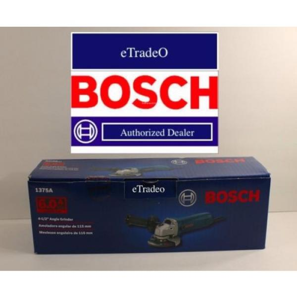 """Bosch 4.5"""" 6 AMP Angle Grinder Free Shipping * Authorized Dealer * Full Warranty #1 image"""