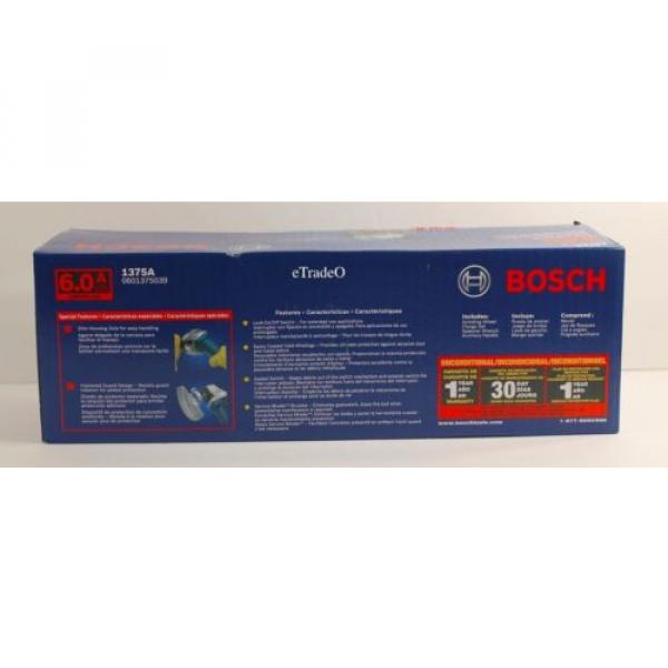 """Bosch 4.5"""" 6 AMP Angle Grinder Free Shipping * Authorized Dealer * Full Warranty #3 image"""