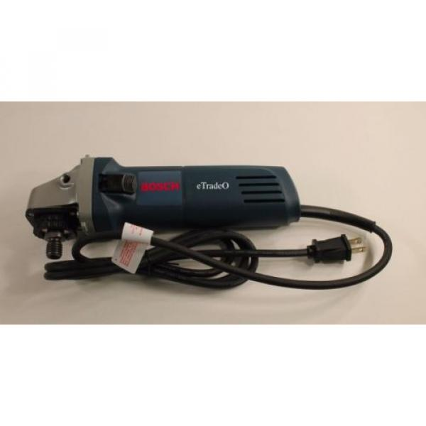 """Bosch 4.5"""" 6 AMP Angle Grinder Free Shipping * Authorized Dealer * Full Warranty #9 image"""