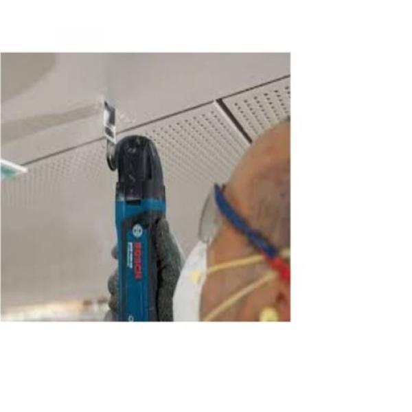 New Bosch GOP250CEC Professional Multi-Cutter Powertool 240V C/W Adaptor Plate #2 image