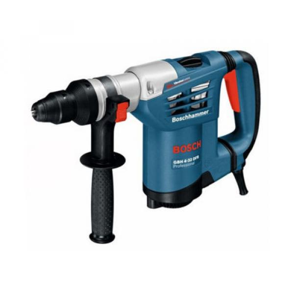 Bosch GBH4-32DFR Professional Rotary Hammer with SDS-max 900W, 220V #2 image