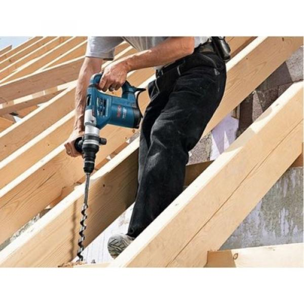Bosch GBH4-32DFR Professional Rotary Hammer with SDS-max 900W, 220V #4 image