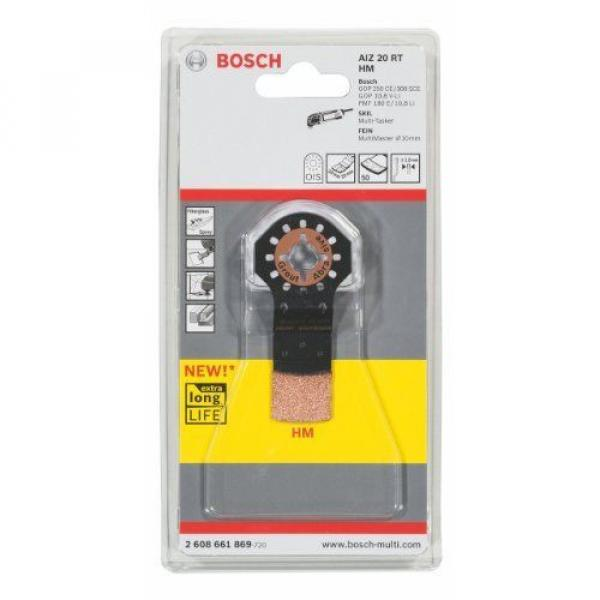 BOSCH (Bosch) cut multi-tool blade 20mm [AIZ20RT] #2 image