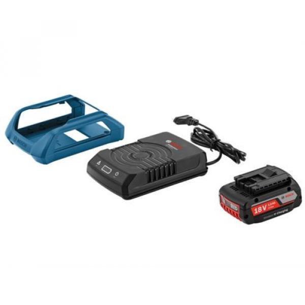 Bosch GAL 1830 W Wireless Battery Charger 18 Volt 1 x 2.0Ah Wireless Li-Ion #1 image