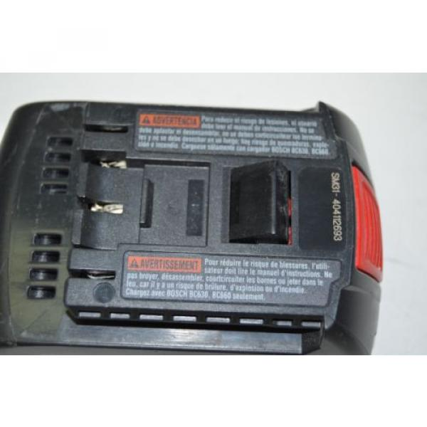 Bosch 25618-02 18-Volt Lithium-Ion 1/4-Hex Impact Driver Kit with 2 Batteries #5 image