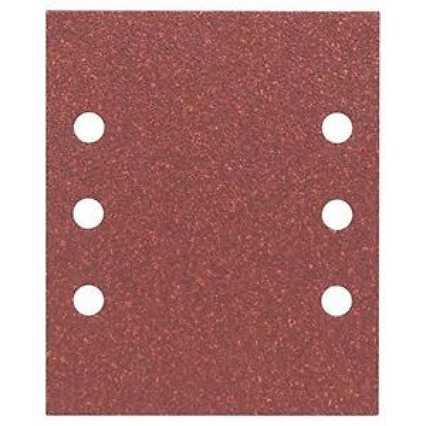 Bosch 2608607462 Fogli abrasivi per levigatrice 115 x 140 mm, Grana 60, 10 pezzi #1 image