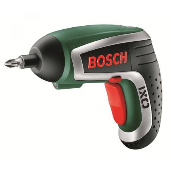 Bosch IXO Cordless Lithium-Ion Screwdriver with 3.6 V Battery, 1.3 Ah #1 image