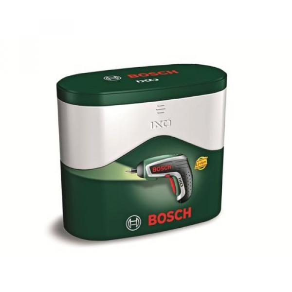 Bosch IXO Cordless Lithium-Ion Screwdriver with 3.6 V Battery, 1.3 Ah #2 image