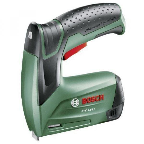 Bosch PTK 3,6 V LI Akku-Tacker #5 image