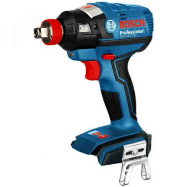 New Bosch GDX18VEC-BB Li-Ion Cordless BrushIess Impact Driver & Wrench Skin Only #1 image