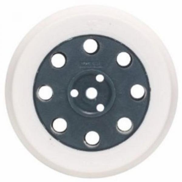 BOSCH GEX 125 A/AC, GEX 12 A/AE SANDER REPLACEMENT 125mm BASE / PAD #2 image