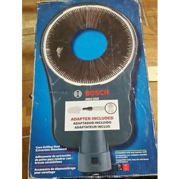 BOSCH HDC250 Core Bit Dust Extraction Attachment #1 image