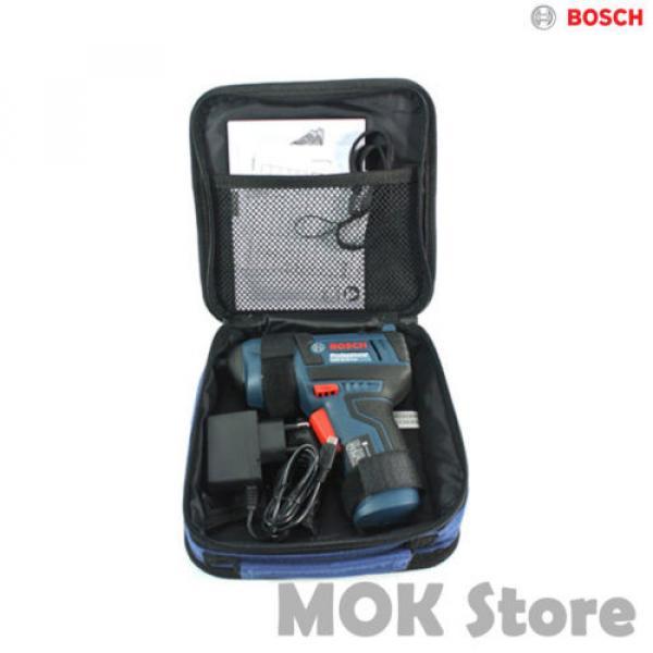 Bosch GSR BitDrive 3.6V 1.5Ah Professional Cordless Screwdriver 12bit included #2 image