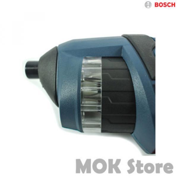 Bosch GSR BitDrive 3.6V 1.5Ah Professional Cordless Screwdriver 12bit included #3 image