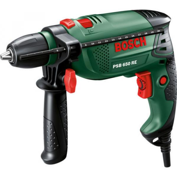 new - Bosch PSB 650 RE Compact Corded IMPACT DRILL 0603128070 3165140512374 #3 image