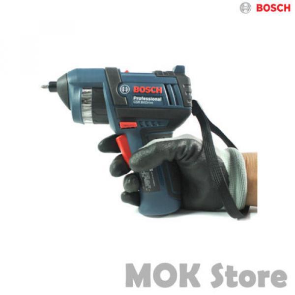 Bosch GSR BitDrive 3.6V 1.5Ah Professional Cordless Screwdriver 12bit included #5 image