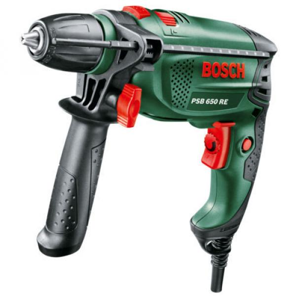 new - Bosch PSB 650 RE Compact Corded IMPACT DRILL 0603128070 3165140512374 #5 image