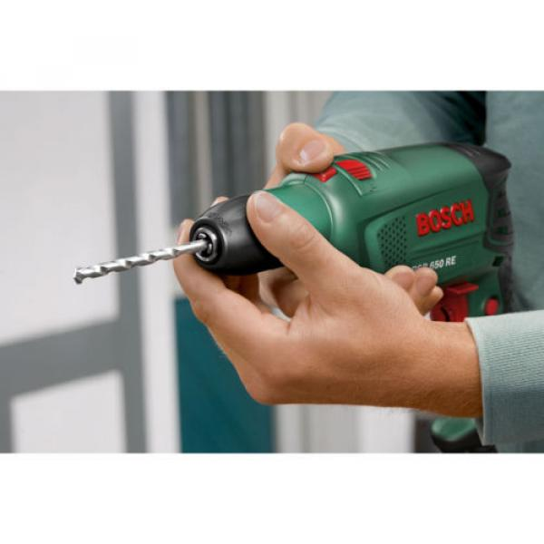 new - Bosch PSB 650 RE Compact Corded IMPACT DRILL 0603128070 3165140512374 #6 image
