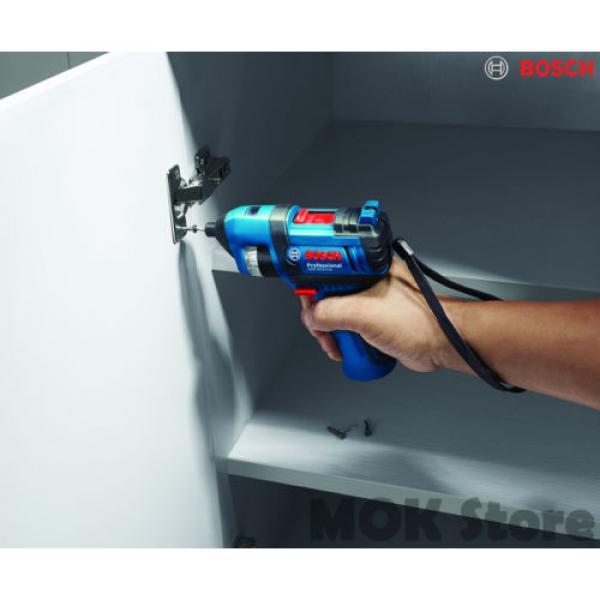 Bosch GSR BitDrive 3.6V 1.5Ah Professional Cordless Screwdriver 12bit included #9 image