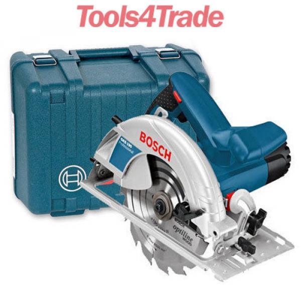 Bosch GKS190 190mm Hand Held Circular Saw 110V 0601623060 #1 image