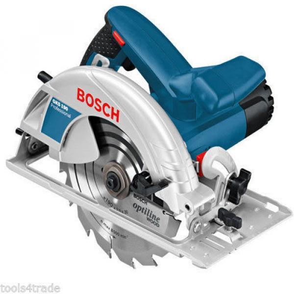 Bosch GKS190 190mm Hand Held Circular Saw 110V 0601623060 #2 image