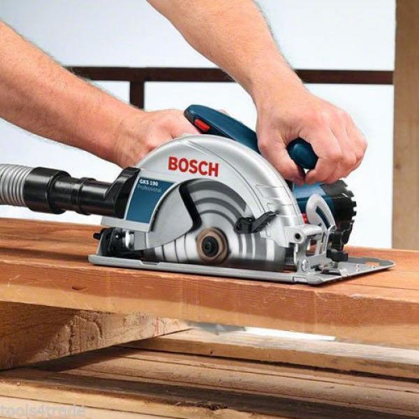 Bosch GKS190 190mm Hand Held Circular Saw 110V 0601623060 #5 image
