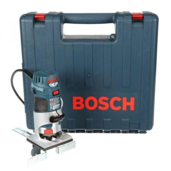 * Bosch PR20EVSK 5.6 Amp Corded 1 Horse Power Variable Speed Colt Palm Router #1 image