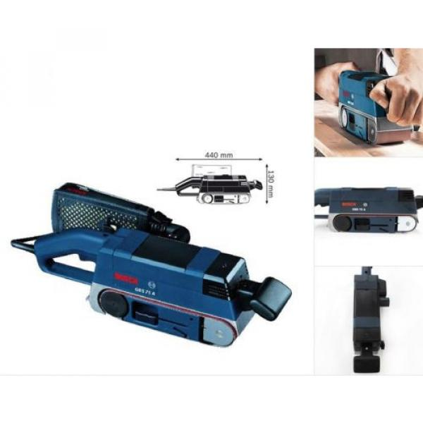 Bosch GBS75A Professional Belt sander / 220V #2 image