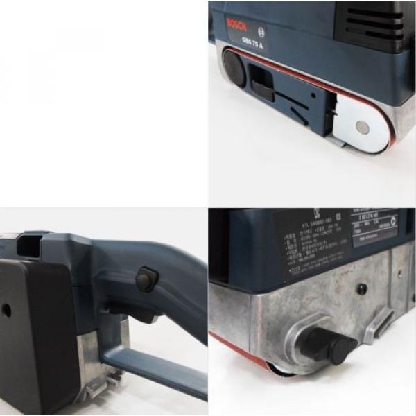 Bosch GBS75A Professional Belt sander / 220V #3 image