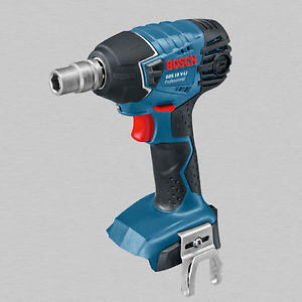 BOSCH GDS18V-LI Rechargeable Impact Wrench Bare Tool (Solo Version) - EMS Free #1 image