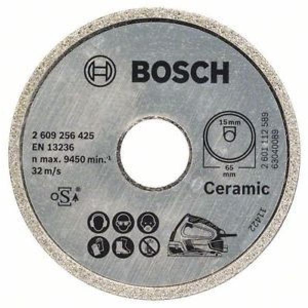 Bosch Diamond Ceramic Cutting Blade - PKS 16 Multi 2609256425 3165140644174 ' #1 image