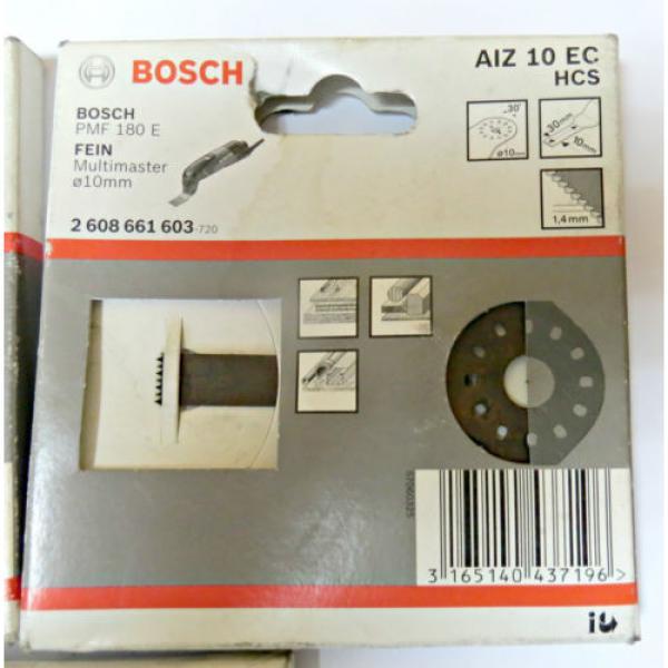 Bosch AIZ 10 AB AIZ 20 EC AIZ 10 EC originali per BOSH PMF 180 E FEIN multimaste #3 image
