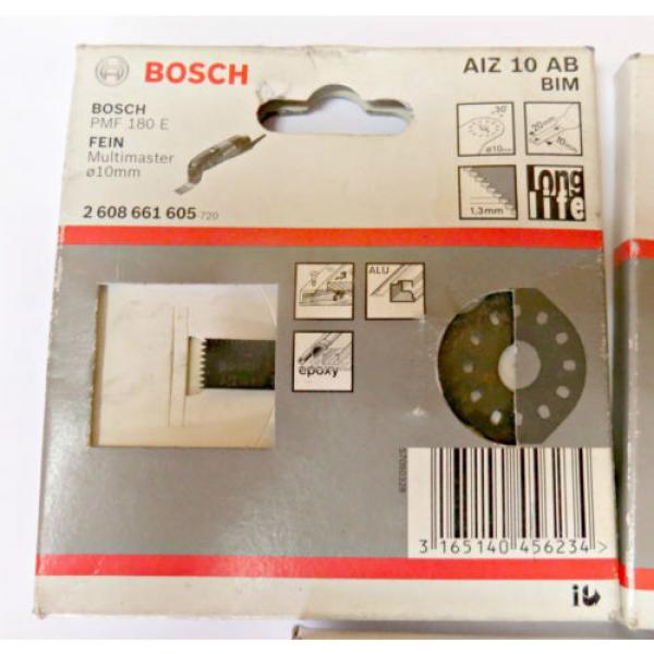 Bosch AIZ 10 AB AIZ 20 EC AIZ 10 EC originali per BOSH PMF 180 E FEIN multimaste #4 image