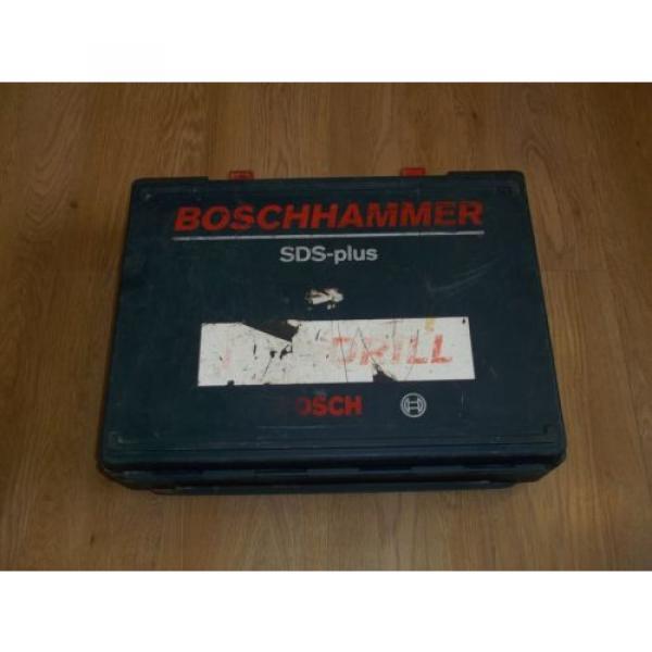 BOSCH GBH 4DFE ROTARY KEYLESS CHUCK  HAMMER DRILL MULTIDRILL 110v 4KG 3 MODE #5 image