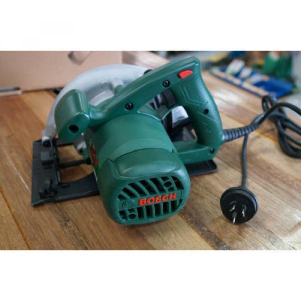 "Bosch PKS184 1500 Watt Circular Power Saw 184mm 7 1/4"" Brand New Includes Blade #2 image"
