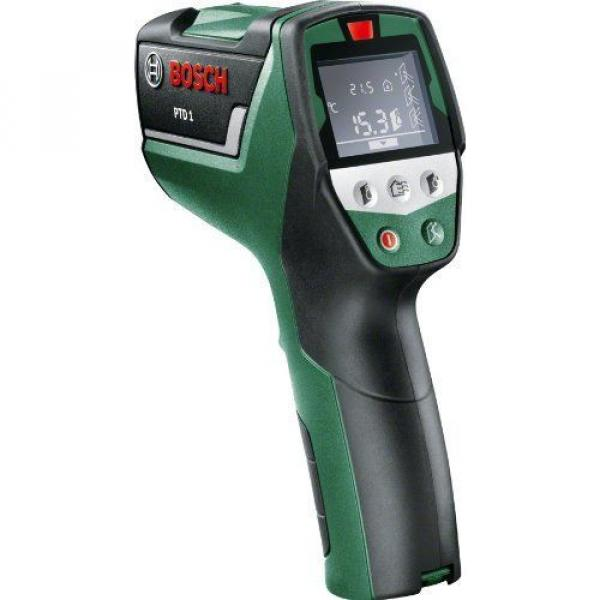 Bosch Thermo detector PTD 1 mit Bag and Batteries, detects Danger of mould #1 image