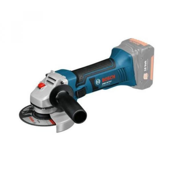 Authentic BOSCH GWS18V-LI Rechargeable Cordless Electric Small Angle Grinder DIY #1 image