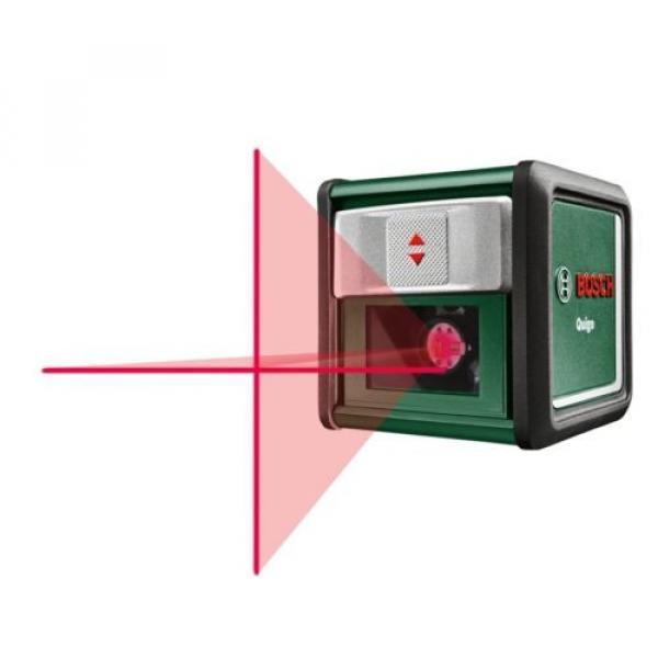 Bosch Quigo Cross Line Laser with MM02 Mount #1 image