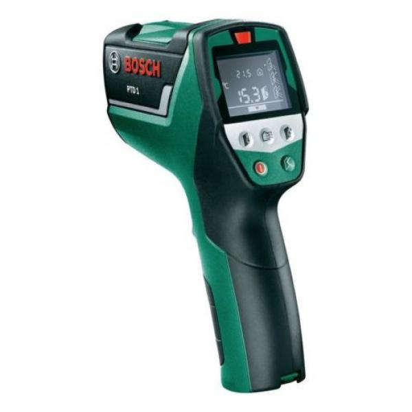 Bosch PTD1 IR Thermo Detector Display Thermometer #1 image