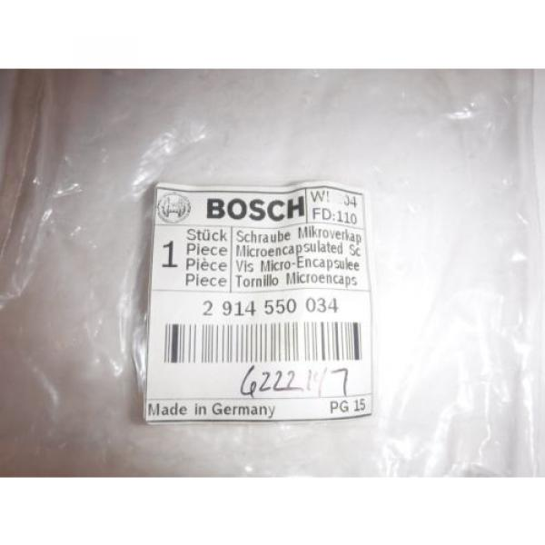 NEW Bosch WH004 Grease Tube (T) #2 image
