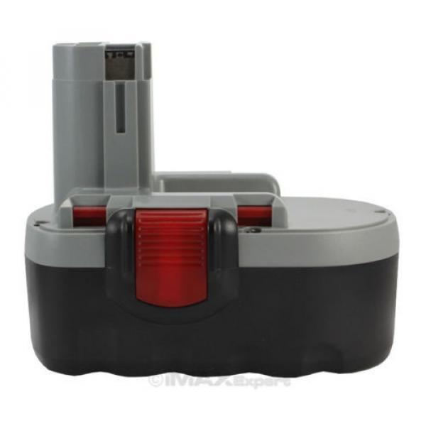 2 x 3.0AH 18V Extended Bosch Ni-Mh Battery for  BAT180 13618 1644 1659K... #2 image