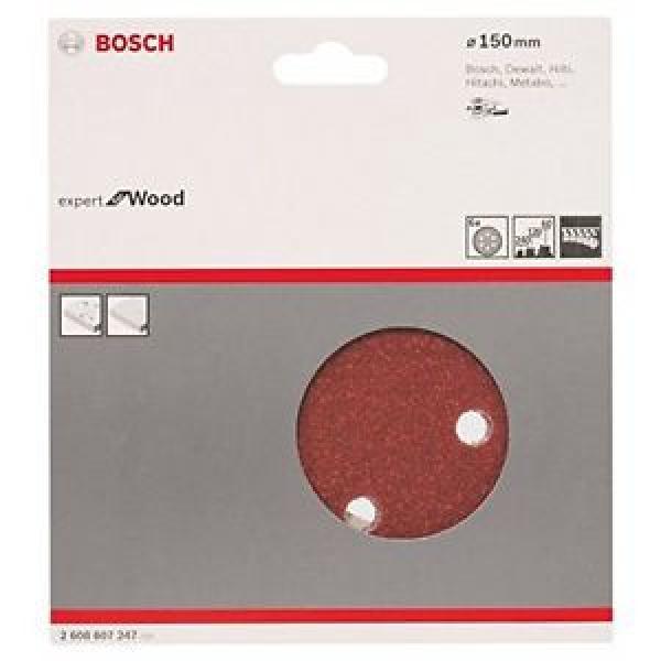 BOSCH, Set di dischi abrasivi, 150mm 6 pz. - 2608607247 #1 image