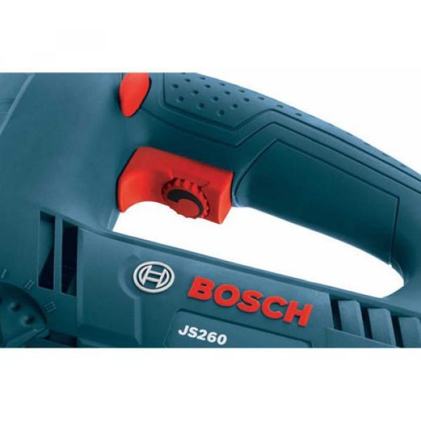 Bosch 6-Amp Keyless T Shank Variable Speed Corded Jigsaw #4 image