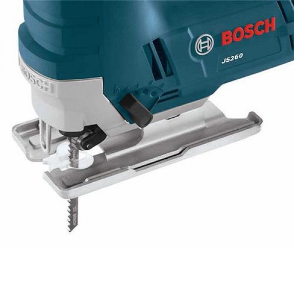 Bosch 6-Amp Keyless T Shank Variable Speed Corded Jigsaw #5 image