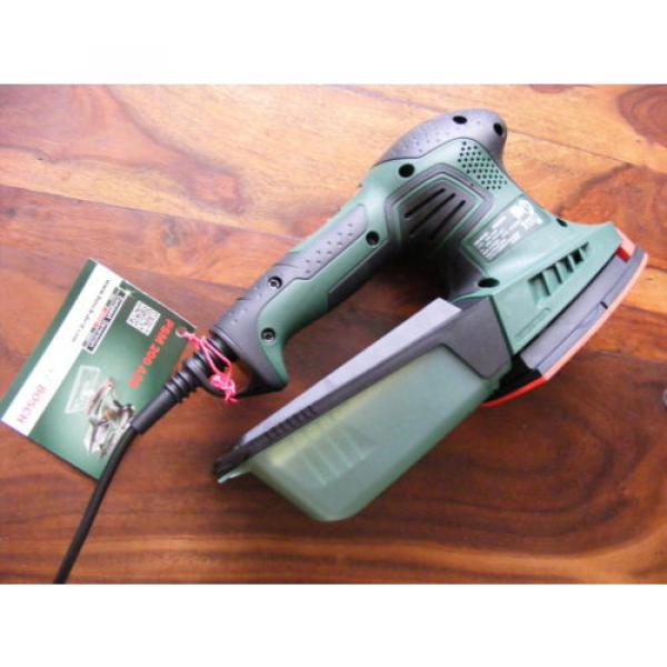 Brand New in Case 2 in 1 Bosch Multi-Sanders PSM 200 AES 200 W 240v #5 image