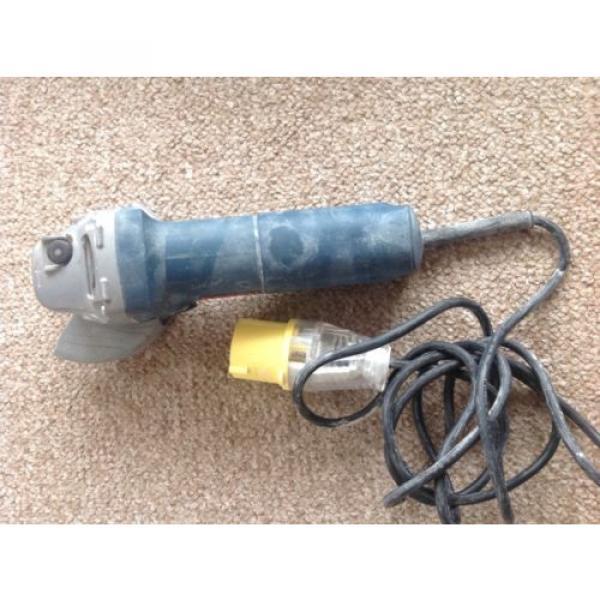 Bosch GWS 6-115 Professional 110 Volt Grinder #2 image