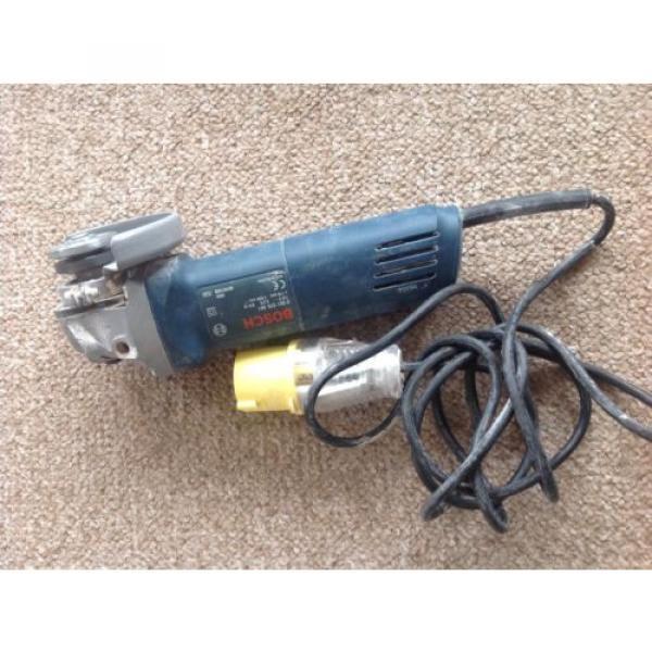 Bosch GWS 6-115 Professional 110 Volt Grinder #3 image