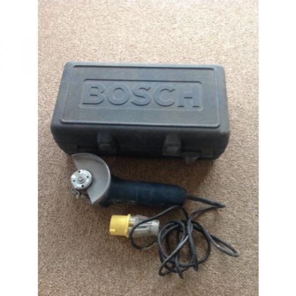 Bosch GWS 6-115 Professional 110 Volt Grinder #5 image