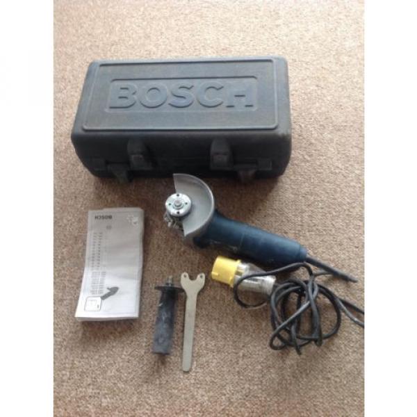 Bosch GWS 6-115 Professional 110 Volt Grinder #7 image