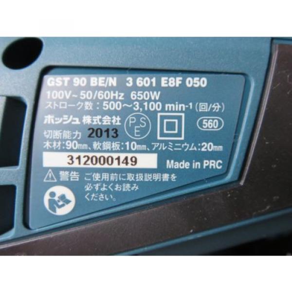 NEW BOSCH Jigsaw GST 90 BE/N 3 601 E8F 050 650W NIB #5 image